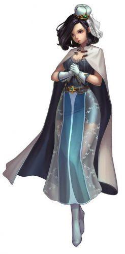 ブラサバ 聖女ヘジン