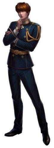 ブラサバ 将校レオン