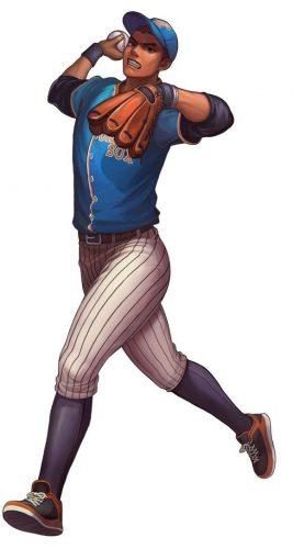 ブラサバ 野球選手ウィリアム