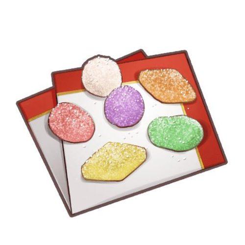 天華百剣斬 砂糖菓子