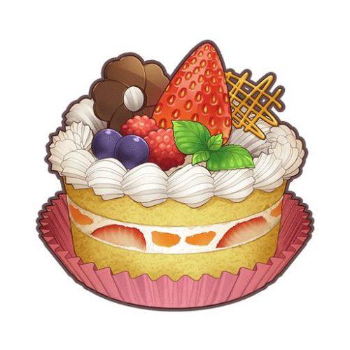天華百剣斬 ケーキ
