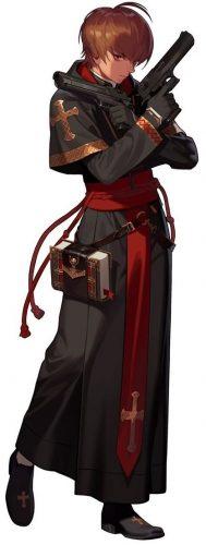 ブラサバ 黒侍者アイソル