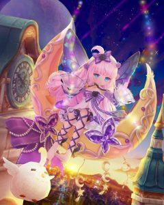 暁のエピカ 【夢渡りの守り神】ルナ