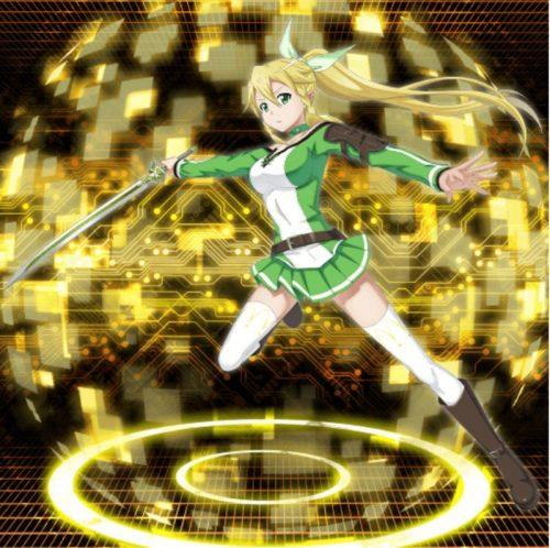 SAOIF 【躍然たる剣】リーファ