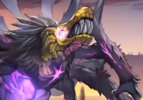 アナデン 凶獣ネオアンギラス