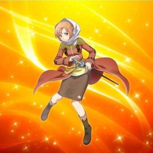 SAOIF 【閃光のヒロイン】 アスナ