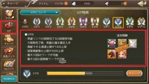 暁のエピカ VIPシステムとは