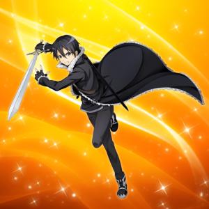 SAOIF 【不撓不屈の剣士】キリト