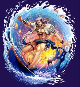 メギド72 ブネ専用衣装『大波に抗う反逆者』