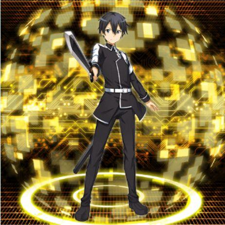 SAOIF 【剣士のプライド】キリト