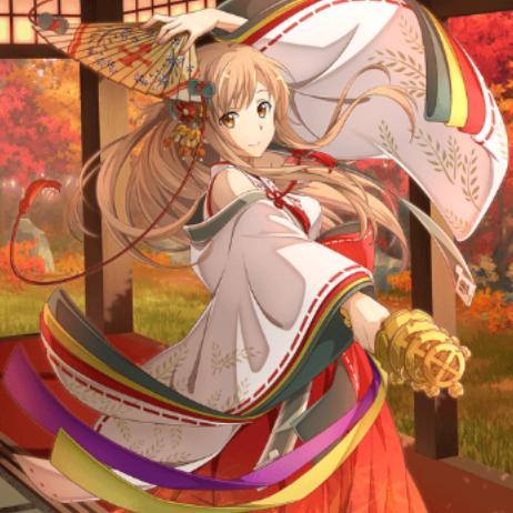 SAOIF 【紅の巫女】アスナ