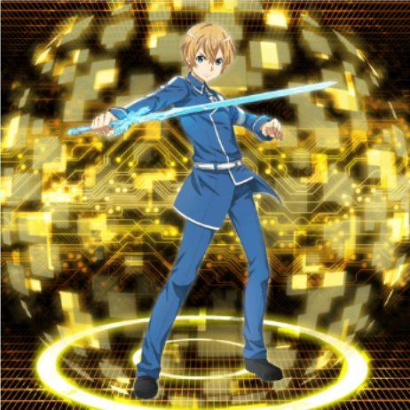 SAOIF 【異界の剣士】ユージオ