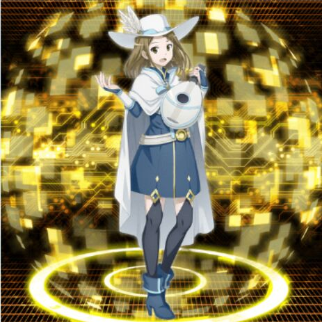 SAOIF 【癒しの唄】ユナ