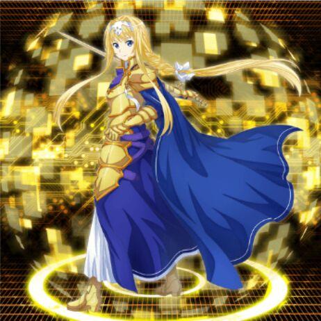 SAOIF 【金木犀の騎士】アリス