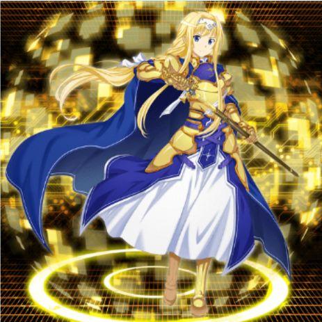 SAOIF 【異界の騎士】アリス
