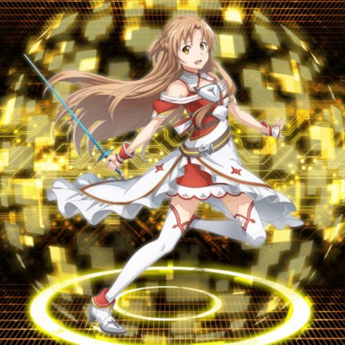 SAOIF 【光の剣撃】アスナ