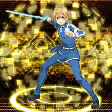 SAOIF 【青薔薇の剣士】ユージオ